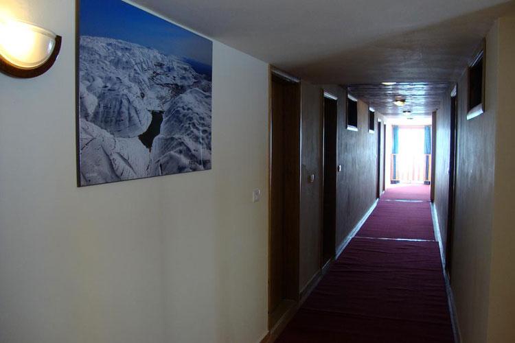 L'Escale du Mzaar Chalets Hallway