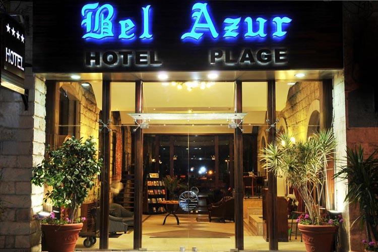 Bel Azur Hotel Bel Azur Main Entrance