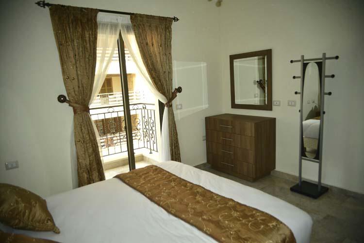 Hanno Residence Suites' Master Bedroom