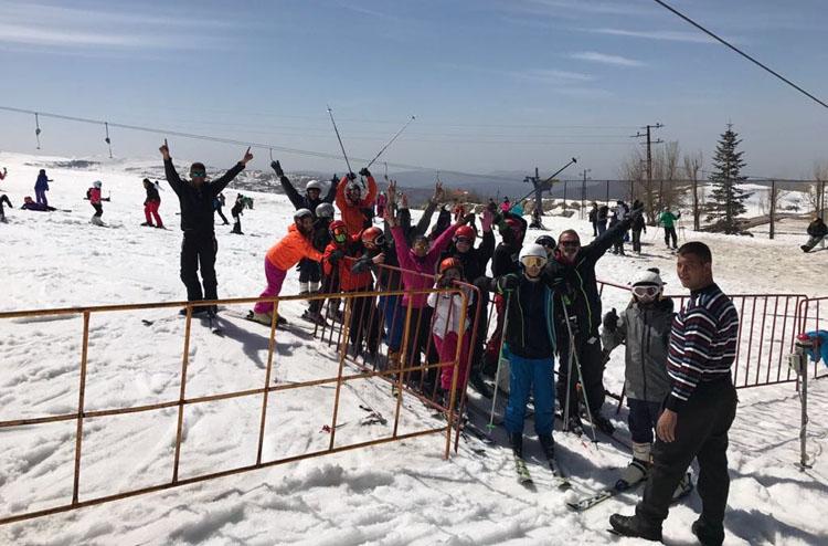 Snowland Ski School 2