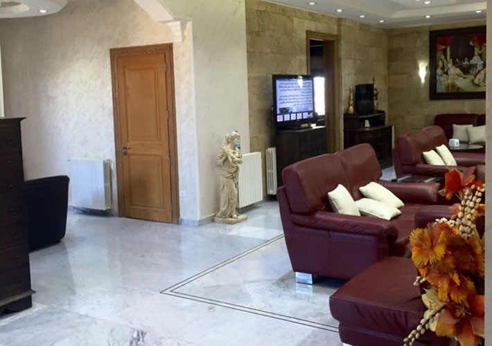 Snowland Hotel Lobby