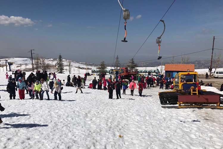 Snowland Ski School 3