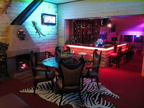 Auberge Suisse hotel Lobby bar