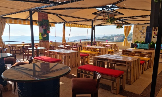 Valley View Hotel Orris Sunset Lounge