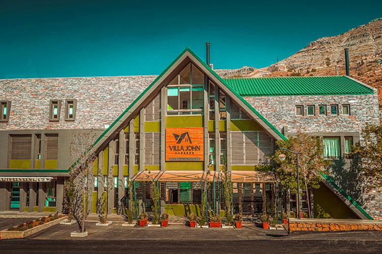 Villa John Main Hotel Facade