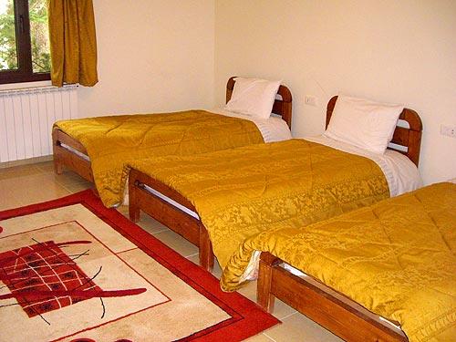 La Cabane Hotel Triple room