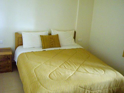La Cabane Hotel Double room