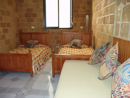 Pension Al Koura Twin room