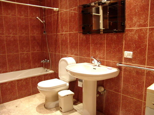 Pension Al Koura Bathroom
