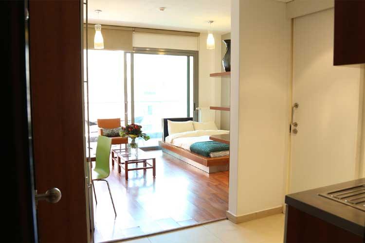 Sky Suites Hotel Suite