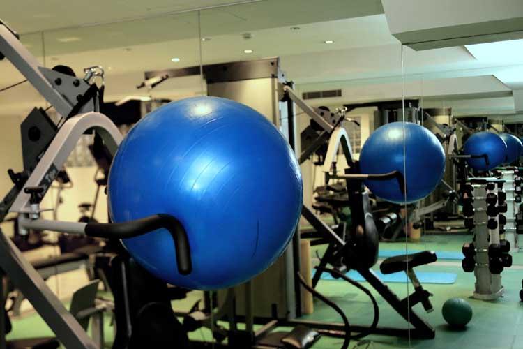 Sky Suites Hotel Gym
