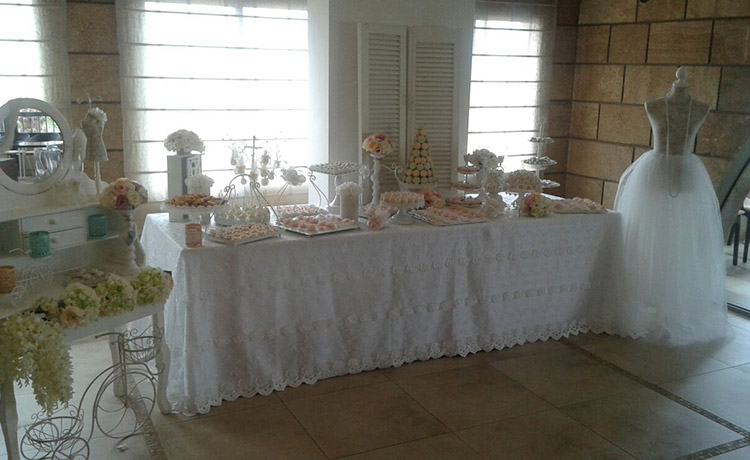 Victory Byblos Hotel and Spa Buffet for events