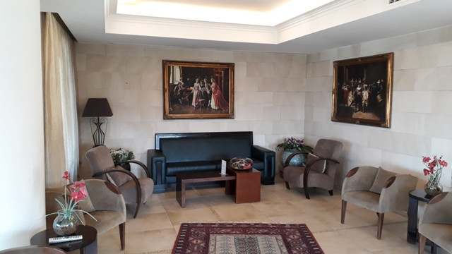 Victory Byblos Hotel and Spa Hotel Lobby