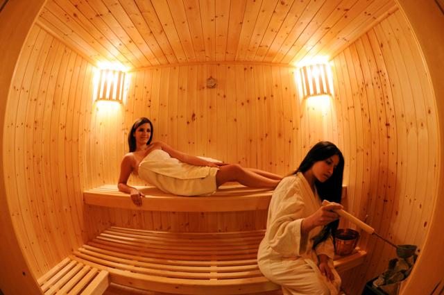 Victory Byblos Hotel and Spa Sauna at V Spa