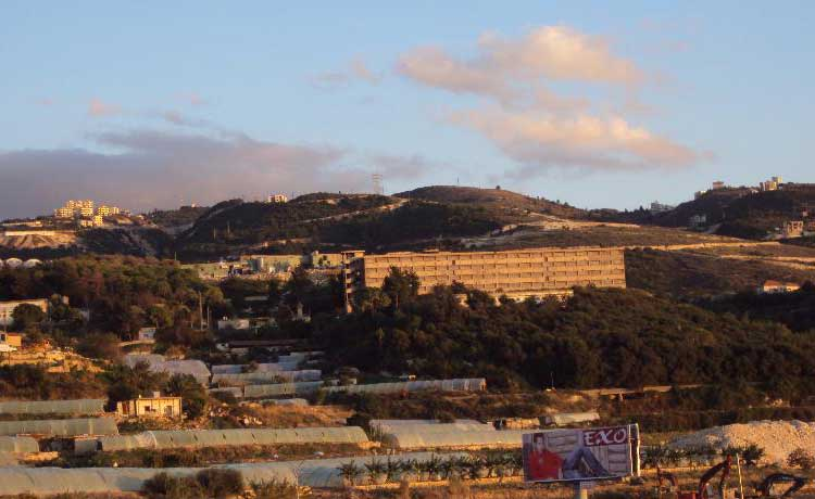 Victory Byblos Hotel and Spa Mountain view