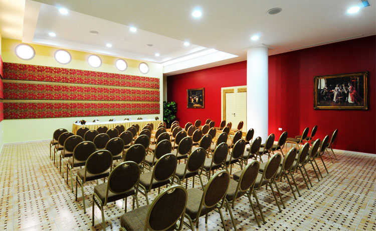Victory Byblos Hotel and Spa Conference room Theatre style