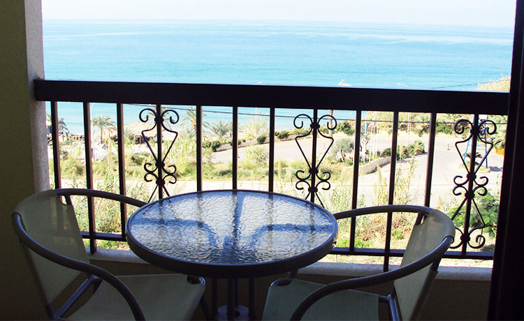 Victory Byblos Hotel and Spa Balcony Sea View