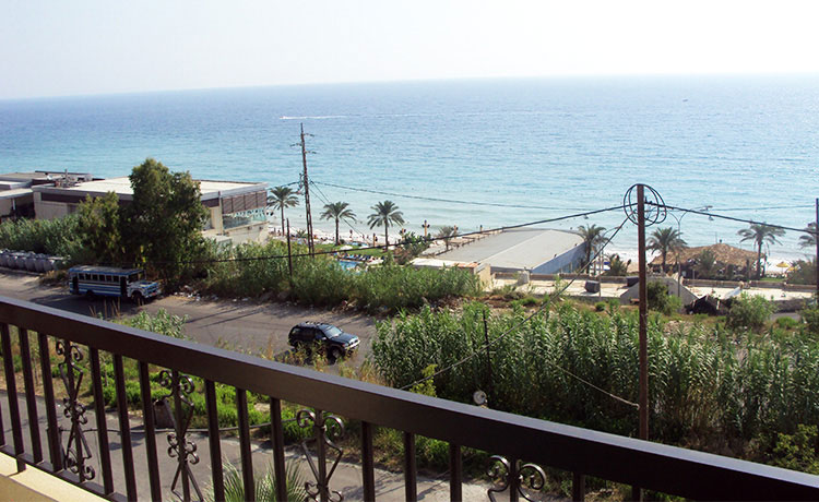 Victory Byblos Hotel and Spa View from room