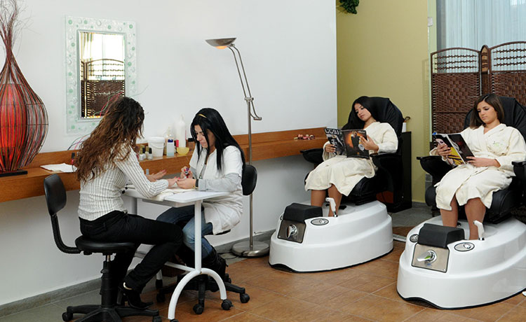Victory Byblos Hotel and Spa V spa Esthetics area