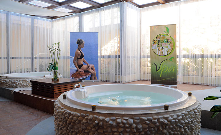 Victory Byblos Hotel and Spa V spa Jacuzzi