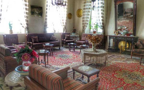Akl Hotel Living area