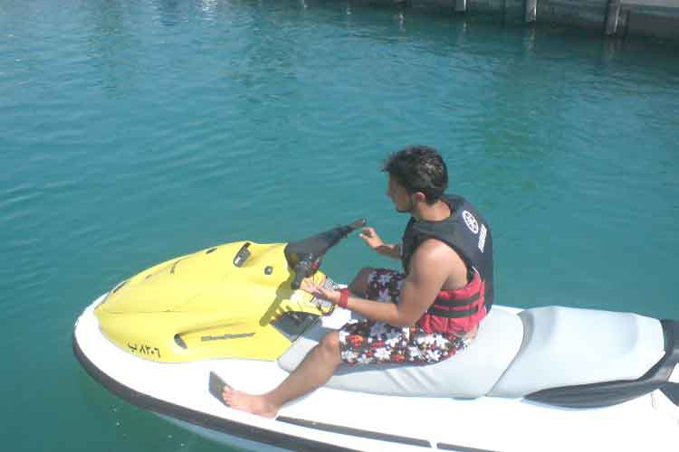 Florida Beach Hotel and Resort Jet Ski