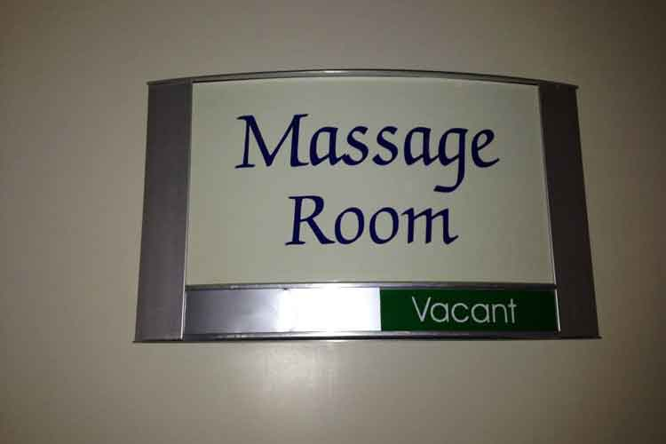 Florida Beach Hotel and Resort Massage Room