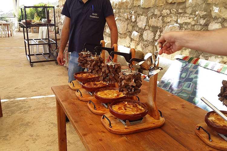 Auberge le Valais Faraya Swiss menu