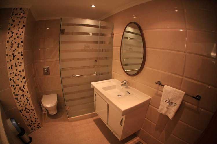 Sawary Resort and Hotel Bathroom