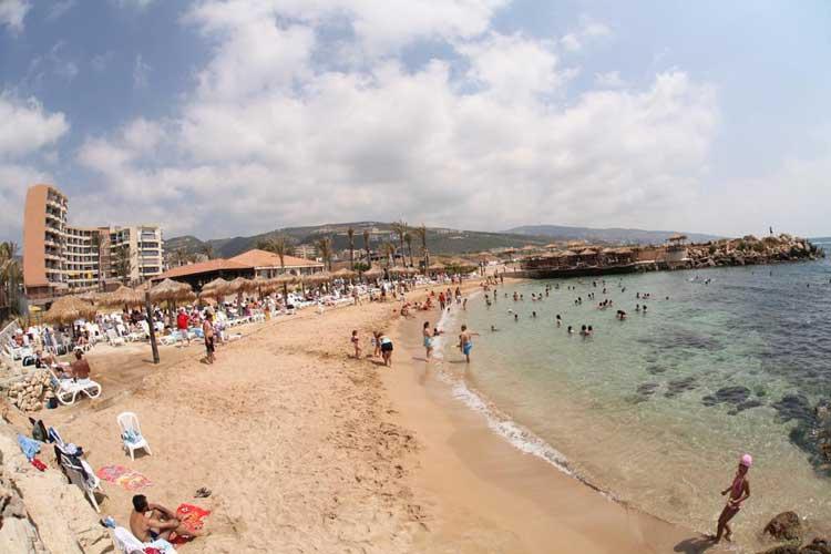Sawary Resort and Hotel Sandy Beach