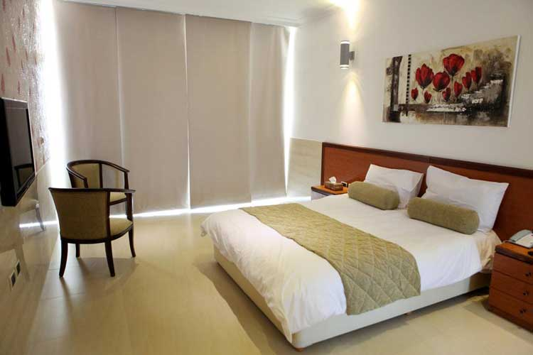 Sawary Resort and Hotel Double Room