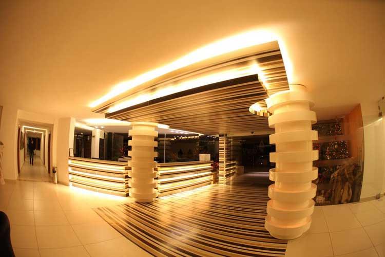 Sawary Resort and Hotel Lobby