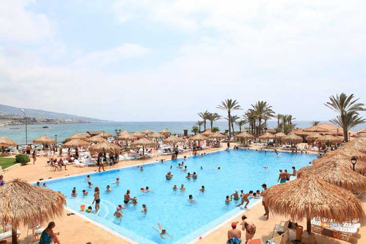 Sawary Resort and Hotel Swimming Pool