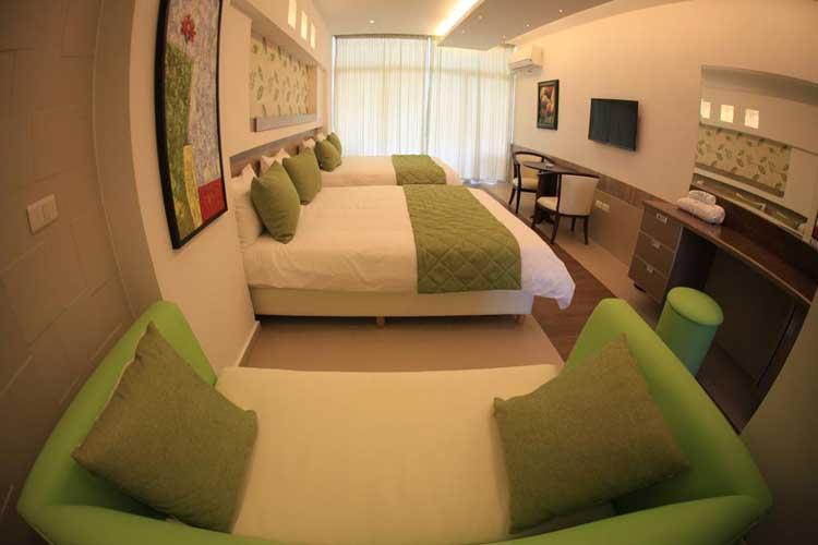 Sawary Resort and Hotel Quadruple Room