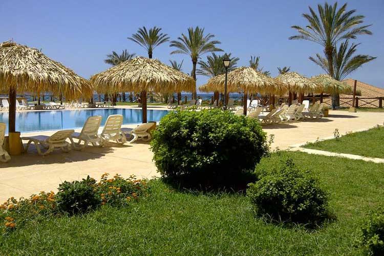 Sawary Resort and Hotel Resort terrace
