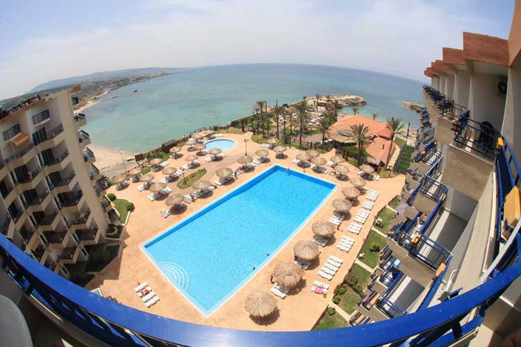 Sawary Resort and Hotel View from Rooms