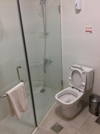 Sawary Resort and Hotel Double Standard bathroom
