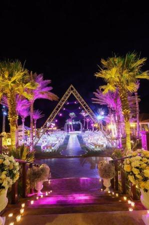 Sawary Resort and Hotel Wedding Venue