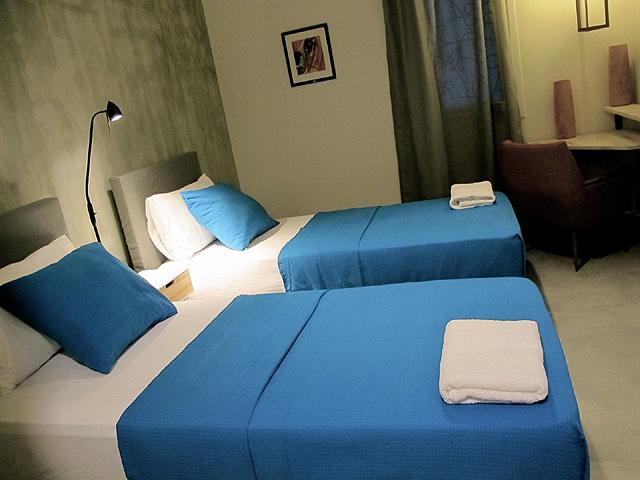 VILLA PARADISO LEBANON Batroun Guesthouse Room 6