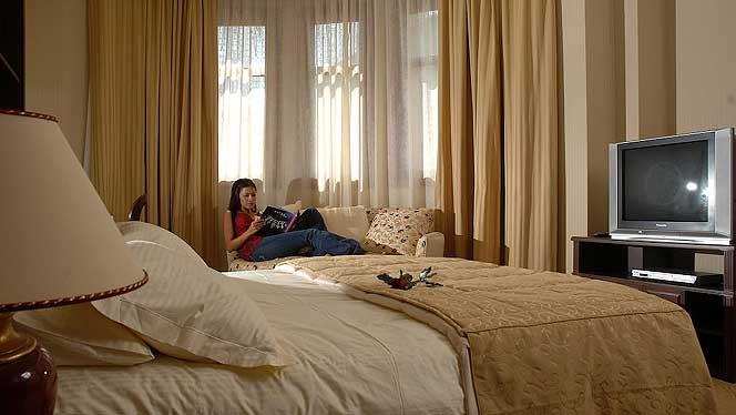 Etoile Suites The Bedroom