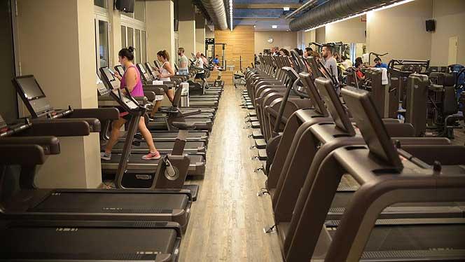 Etoile Suites Gym