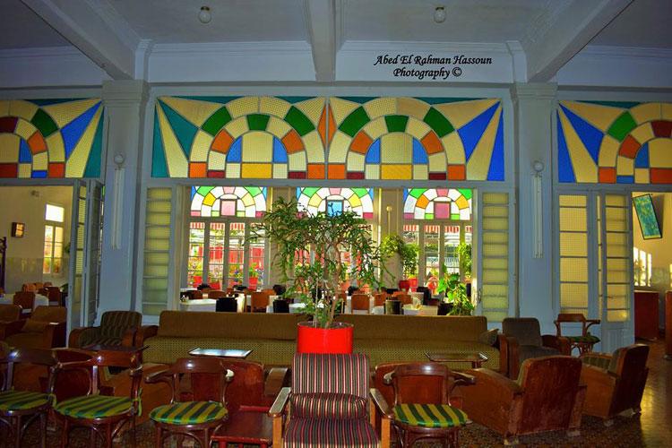 Syr Palace Hotel  Syr Palace hotel inside