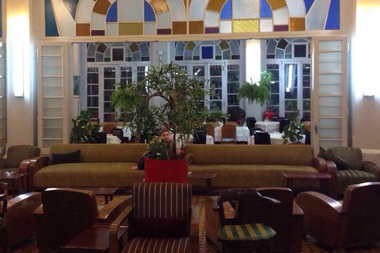 Syr Palace Hotel  Lobby