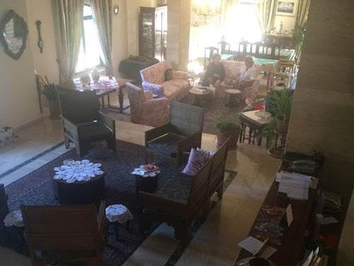 La Bastide Hotel Living area