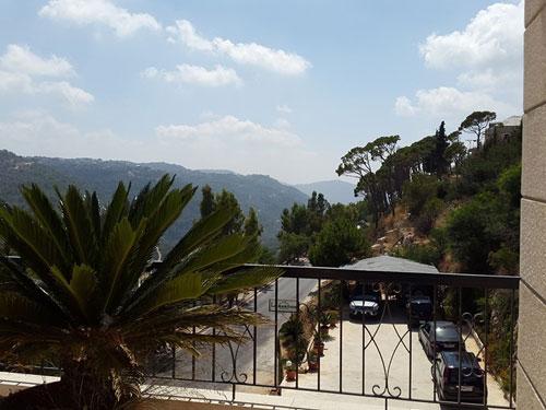 La Bastide Hotel View from Terrace