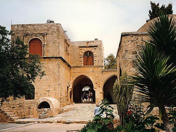 Ayia Napa Monastery, Cyprus