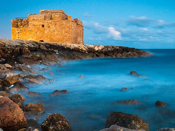 Paphos Fort, Cyprus