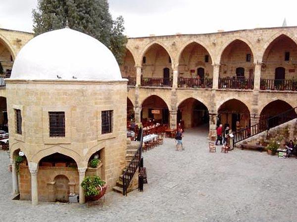 Buyuk Han, Cyprus