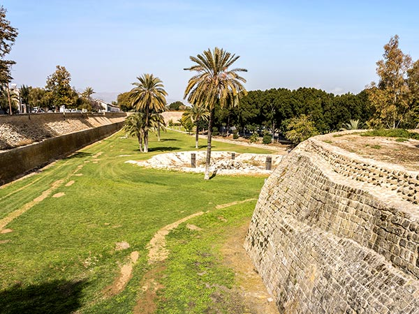 Venetian Walls Of Nicosia, Cyprus
