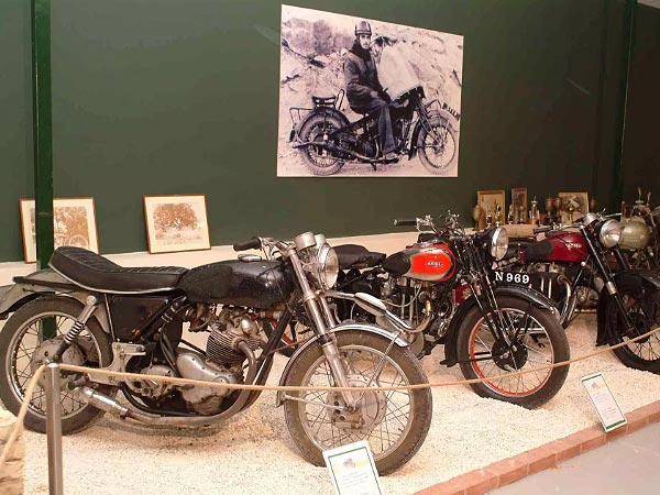 Cyprus Classic Motorcycle Museum, Cyprus